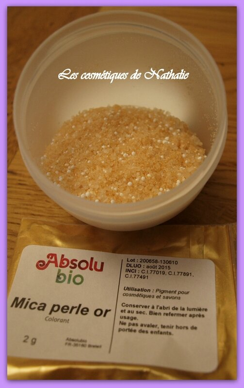 TEST ABSOLUBIO - MICA OR