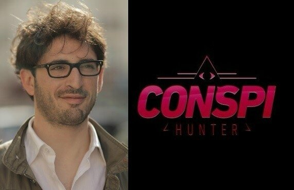 Conspi Hunter-Thomas Huchon-Spicee-complot-documentaire