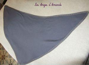 foulard blau 2