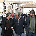 Manifestation anti-CPE- 2006 avec F.Leloup et P.Bourlon