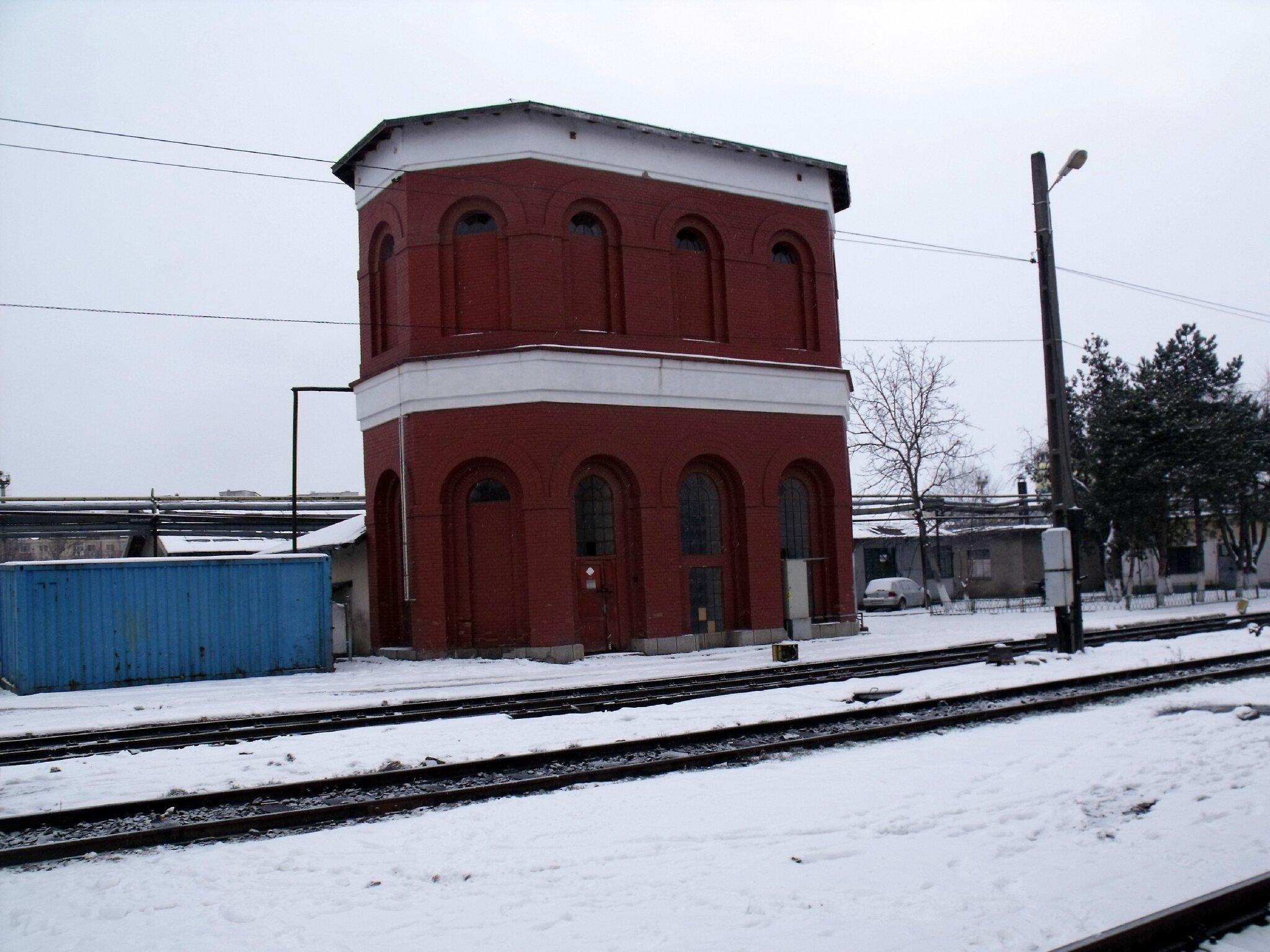 Iasi (Roumanie) Ancien Poste