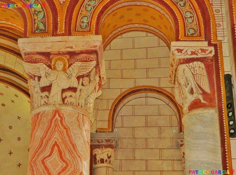 CHAUVIGNY 86 ST PIERRE CHAPIT COEUR 869 ANNONCE AUX BERGERS copie