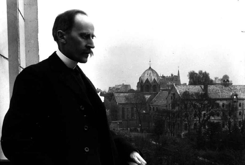 romain rolland portrait