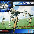 Battle droid with s.t.a.p amt 1/6