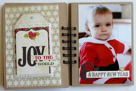 mini album joyeux Noël 009