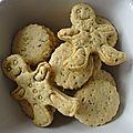Crackers au cumin