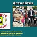 Yerres : dupont-aignan prend la défense des anti-linky