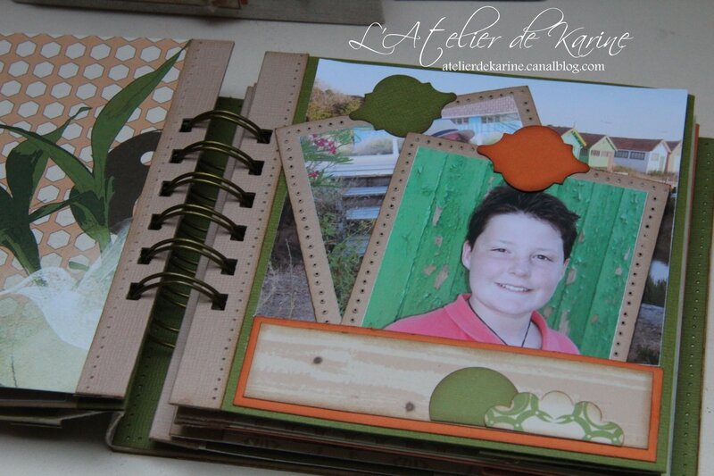 Mini Album et son coffret - Pure Lorelaïl Design 30
