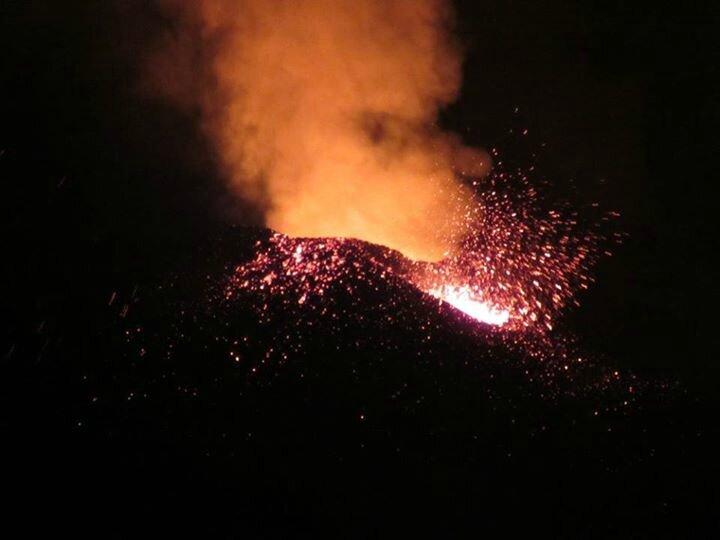 volcan, septembre 2015