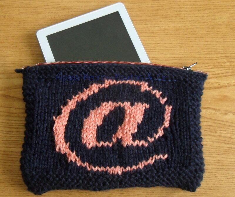 Pochette tablette - AMM & Cie