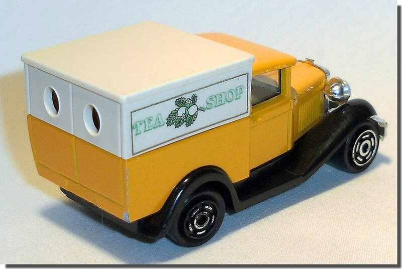Ford Modele A Majorette 201 006-2