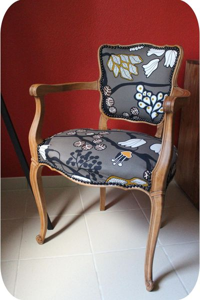 Chaise relookée3