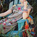 Le plaid multicolor frida kahlo