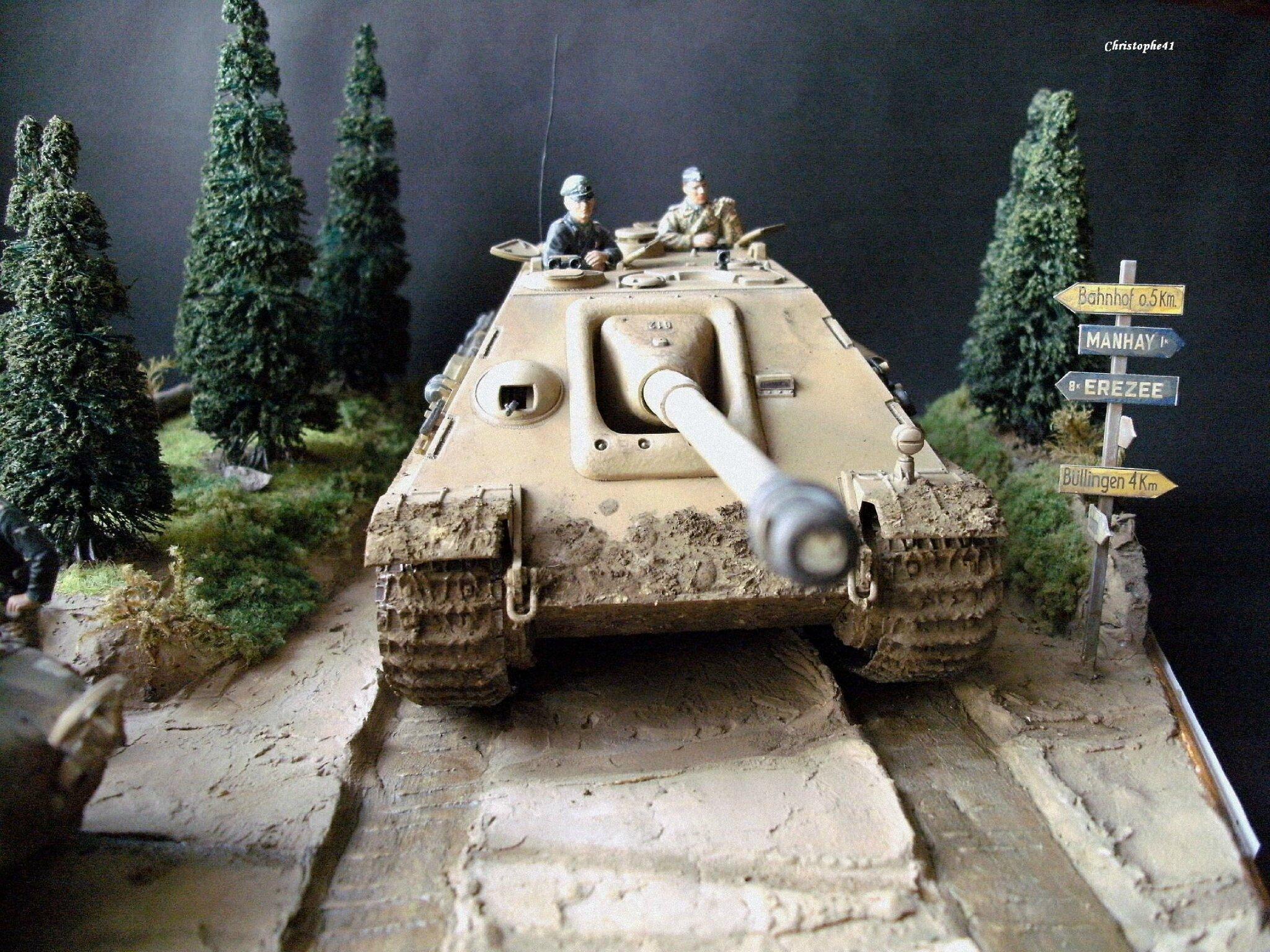 Percée dans les Ardennes - JagdPanther - PICT2166