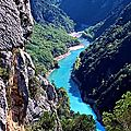 Les gorges du verdon, plus beau canyon d'europe