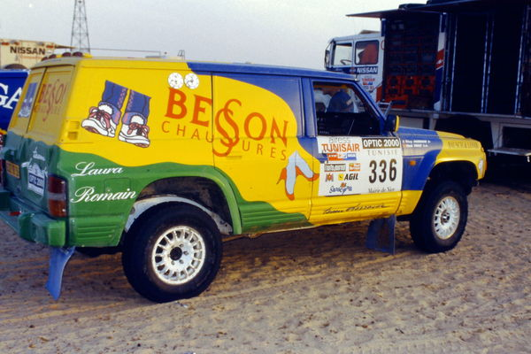 rallye de tunisie 1998 optic 2000 photos d 39 autos de rallyes de 1977 a 2000. Black Bedroom Furniture Sets. Home Design Ideas