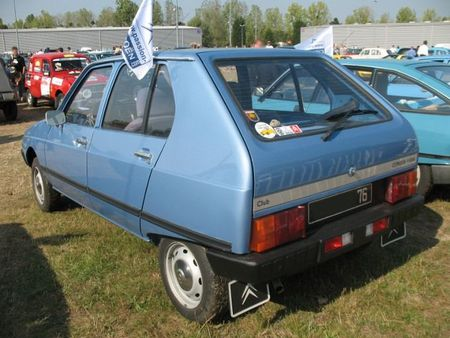 CitroenVisaClubar