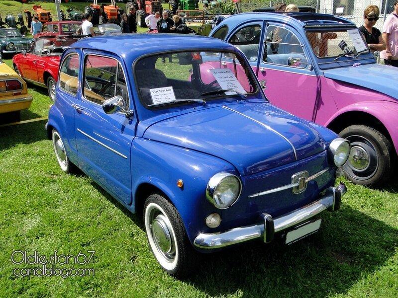 Fiat 600-1972-1