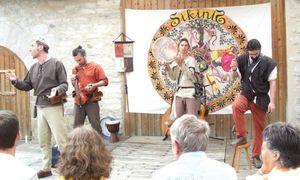 SIKINIS au Festival de Chanteix