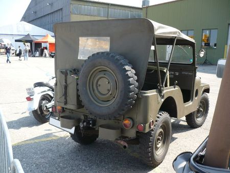 WILLYS Jeep M38A1 1958 Lahr (2)