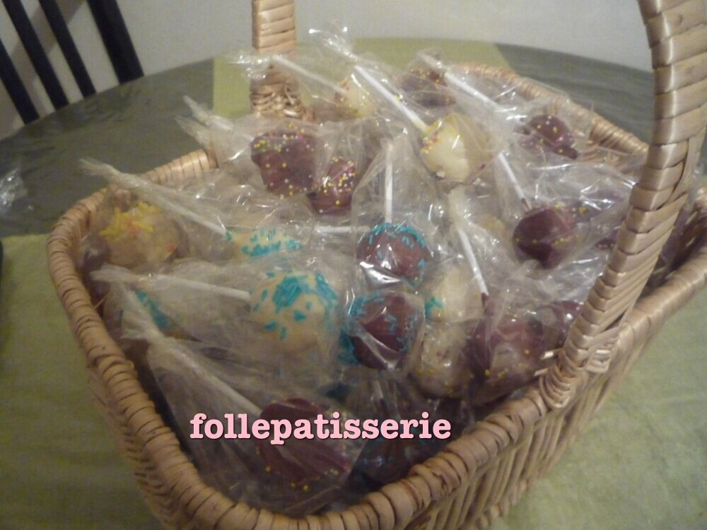 La folie pop cakes