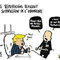Trump, vérité alternative, obamacare