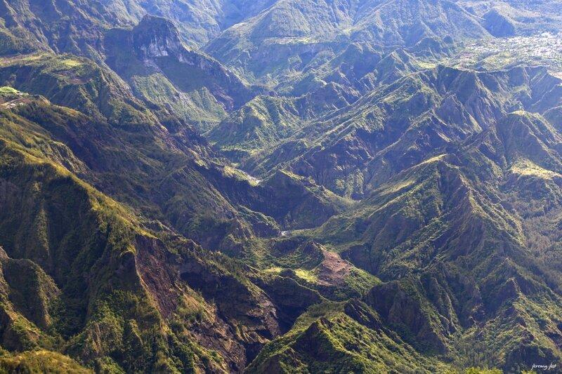 canyons de cilaos