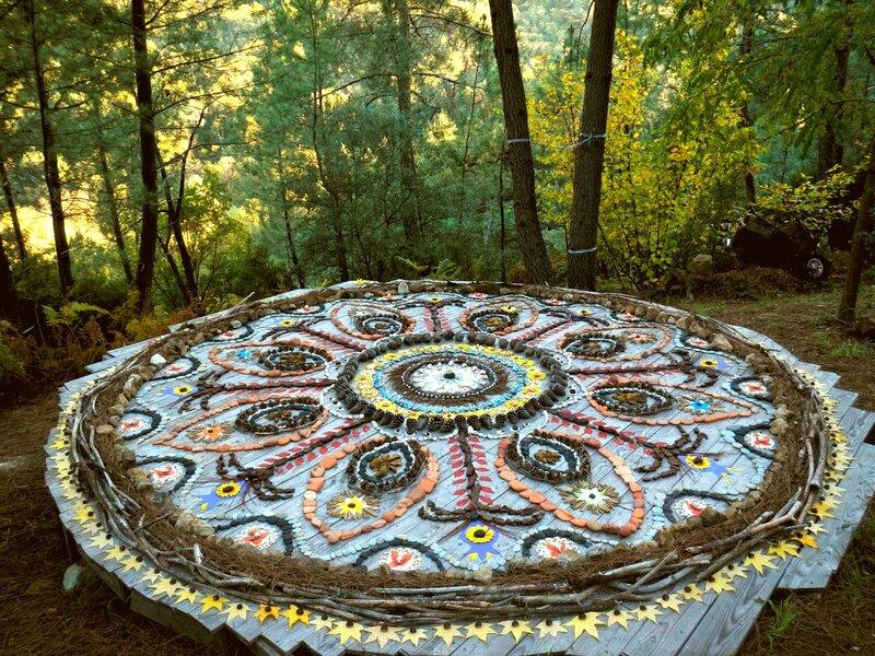 3 grand cercle sacré