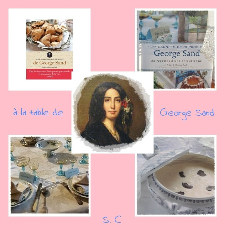 table de george sand