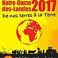 Notre-dame-des-landes 2017 : de nos terres à la terre !