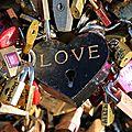 Cadenas, coeur, Love, Pont des Arts_2313