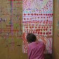 Se centrer et peindre