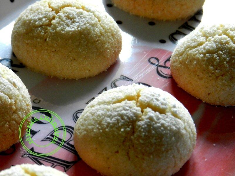 Biscuits tendres au citron 2