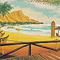 Waikiki origins