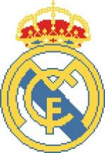 foot real madrid 75x109 grille pt