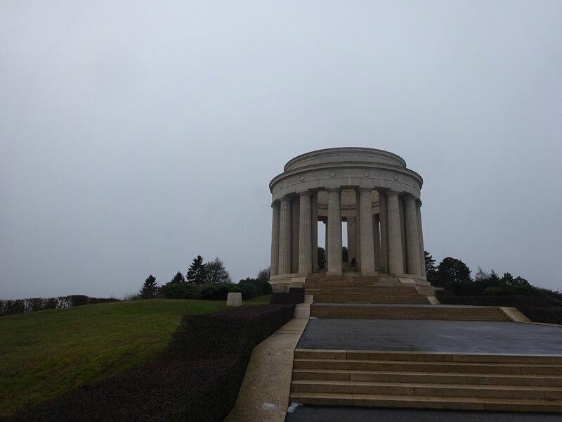 le monument de Montsec