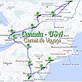 [carnet de voyage] mes aventures en amérique du nord - arrivée au canada