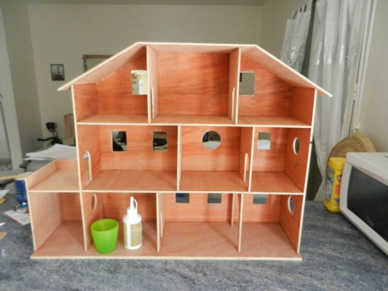 une maison playmobile breizh addict. Black Bedroom Furniture Sets. Home Design Ideas