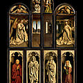 """closer to van eyck: rediscovering the ghent altarpiece"""