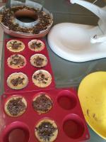 Gâteau aux oranges confites maison et au chocolat 131