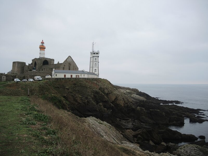 Pointe Saint-Mathieu, les phares (29)