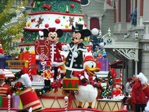 6 Disneyland Paris avec bébé Ma Bulle Cosmeto Noël Christmas