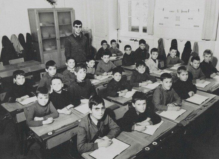 école Debussy 1965 (2)