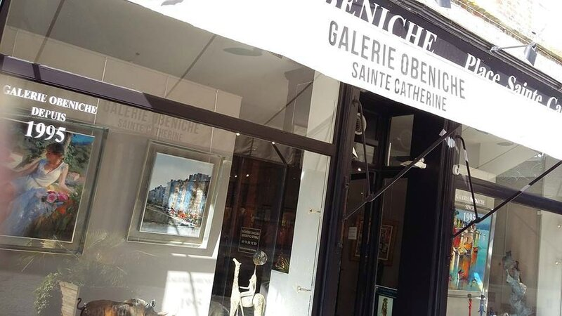 galerie Obéniche Honfleur (1)