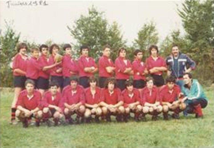 Juniors 1981