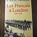 Les français à londres 1940/1941