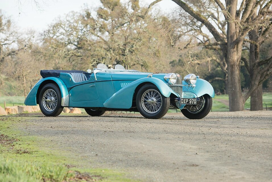 One of the world's most desirable collector cars comes to Bonhams auction
