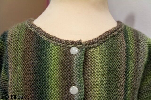 Gilet Green green green (4)
