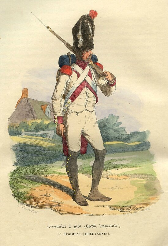 640px-Napoleon_Holland_Guard_by_Bellange