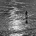 Seul sur les flots